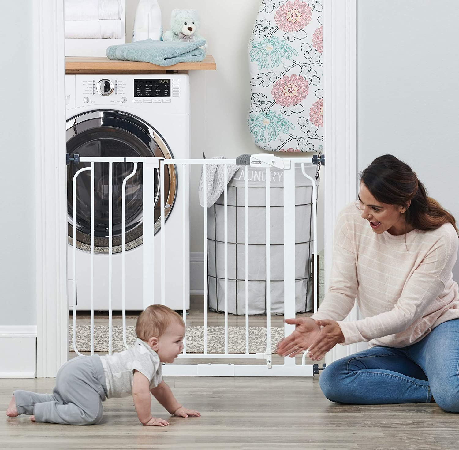 consumer reports best baby gates
