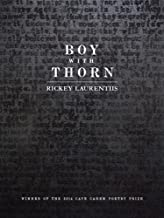 Boy with Thorn (Pitt Poetry Series)