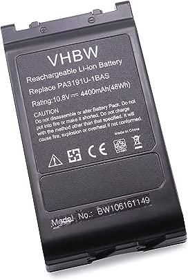 vhbw Akku passend f r Toshiba Dynabook SS4000 SS M3 Toshiba Portege 4000 Laptop Notebook Li-Ion 4400mAh 10 8V 47 52Wh schwarz Schätzpreis : 22,99 €