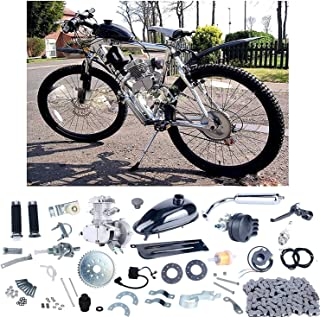 YaeCCC Bicycle Motor Kit 80cc 2 Stroke Motor Engine...