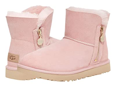 UGG Bailey Zip Mini (Pink Cloud) Women