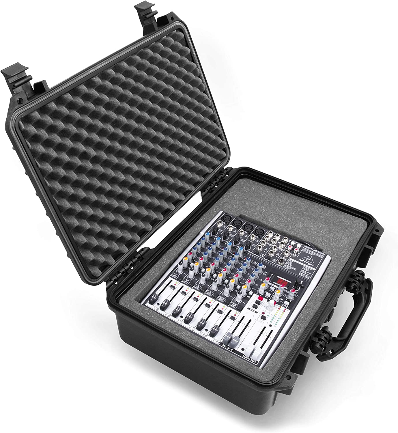 Casematix Waterproof 18 店内全品対象 inch Mixer with Compatible Case Carrying おしゃれ