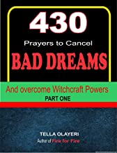 cancel bad dreams prayer