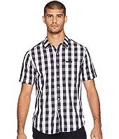 Short Sleeve Checker Shirt
