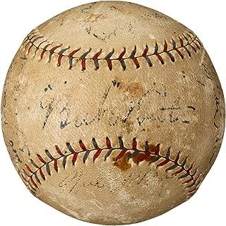 Best signed 1927 yankees baseball Reviews