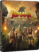 jumanji: benvenuti nella giungla - steelbook (blu-ray) Blu-ray Italian Import
