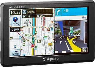 ユピテル 5インチ ワンセグ内蔵オービス取締情報収録 ポータブルカーナビ YPB552