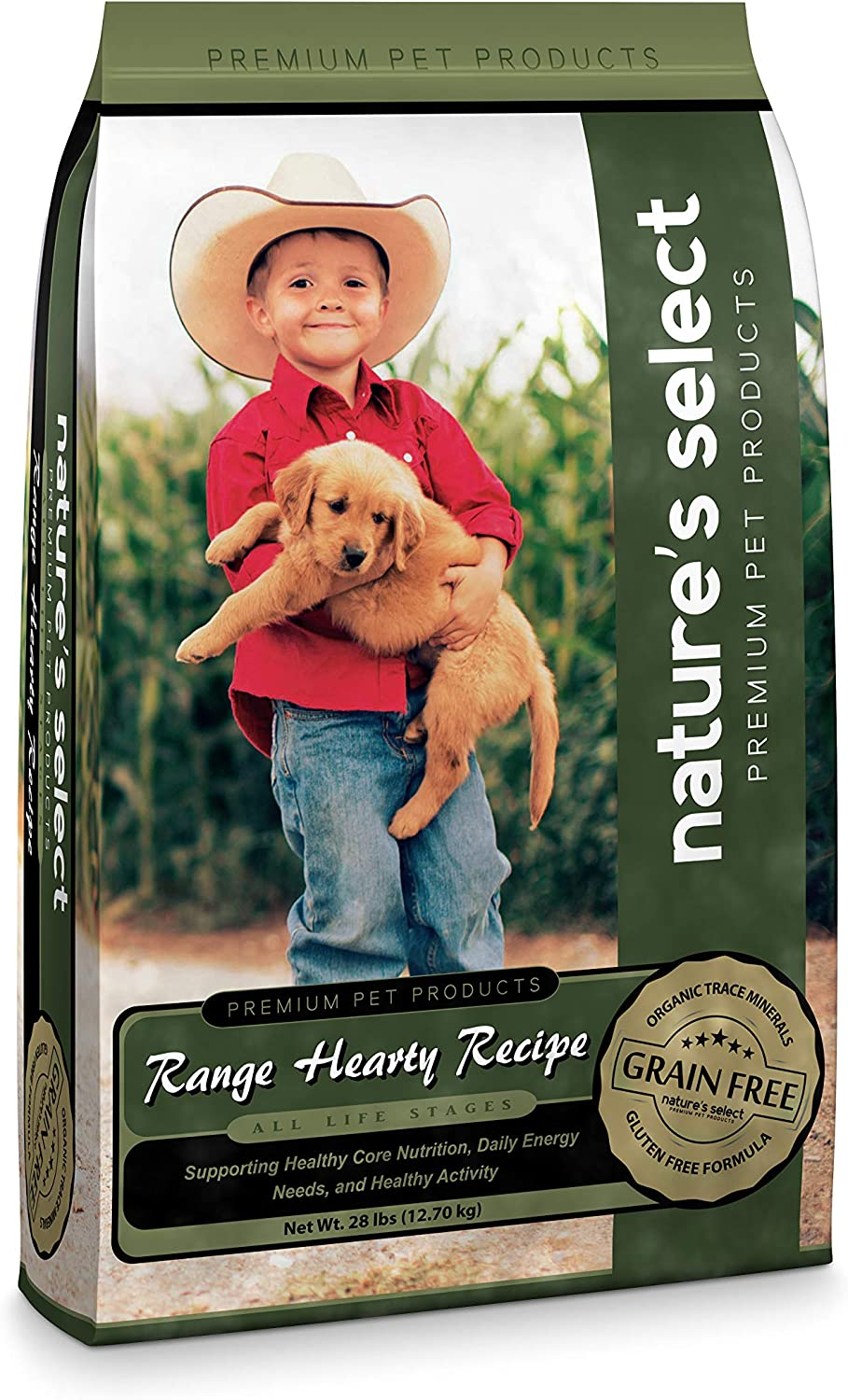 Nature's Select Range Max 46% OFF Hearty Recipe All items in the store - Dog Beef Free F Grain Dry