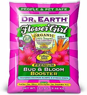 Dr. Earth 101 Bud & Bloom Booster (CA OK) 12lb, 12 lb, Brown/A