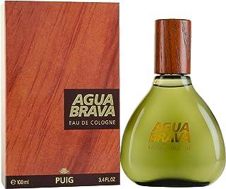 Antonio Puig Agua Brava 100 ml eau salpicaduras de colonia para Él 1er Pack (1 x 100 ml)