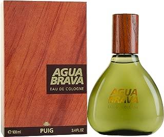 Antonio Puig Agua Brava By Antonio Puig for Men Eau De Cologne Splash, 3.4-Ounce / 100 Ml