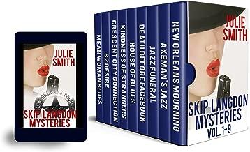 Skip Langdon Vol. 1-9: (The Skip Langdon Series) (English Edition)