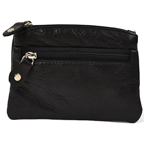56032a4f9 Ladies Butter Soft Genuine Leather Small Coin Purse
