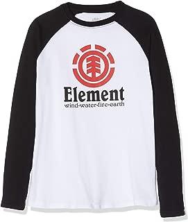 Element 儿童垂直插肩男孩 T 恤