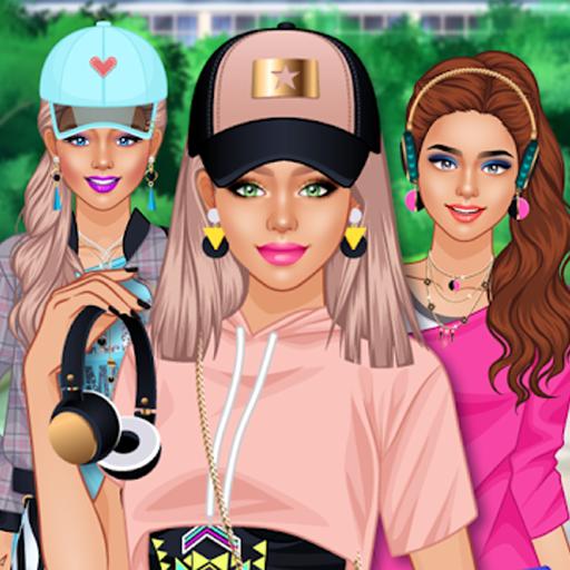 College Girls Team Makeover - Fashi…