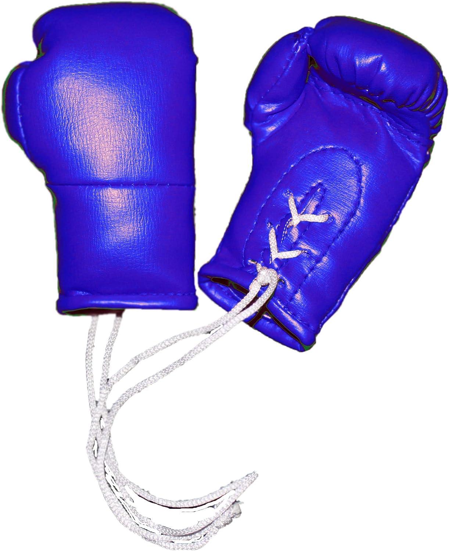 Lisaro Mini Boxhandschuhe Blau Sport Freizeit