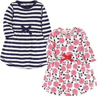 Touched by Nature - Vestidos de algodón orgánico para niña