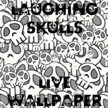 Laughing Skulls PRO Live Wallpaper