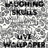 Laughing Skulls PRO Live Wallpaper
