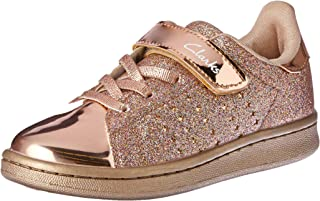 Clarks Girls Disco Jnr Shoes