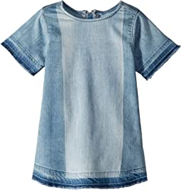 Kiki Short Sleeve Dress (Toddler/Little Kids)