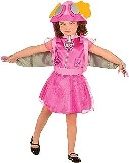 Rubie's Paw Patrol Skye Child Costume, Toddler