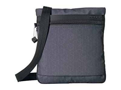 Hedgren Leonce RFID Shoulder Bag (Cube Print) Shoulder Handbags