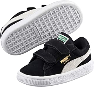 Puma Unisex Kids' Suede 2 Straps Ps Low-Top Sneakers