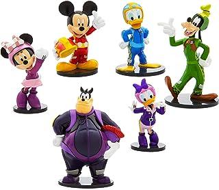 Disney FS Mickey Roadster P8 Racers Figurine Playset Play Set