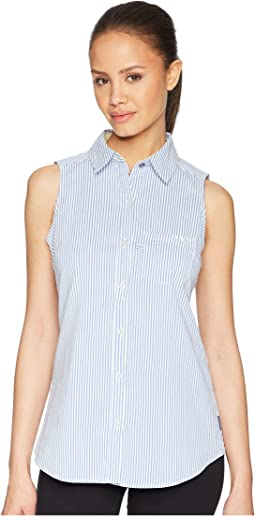 Super Harborside Woven Sleeveless Shirt