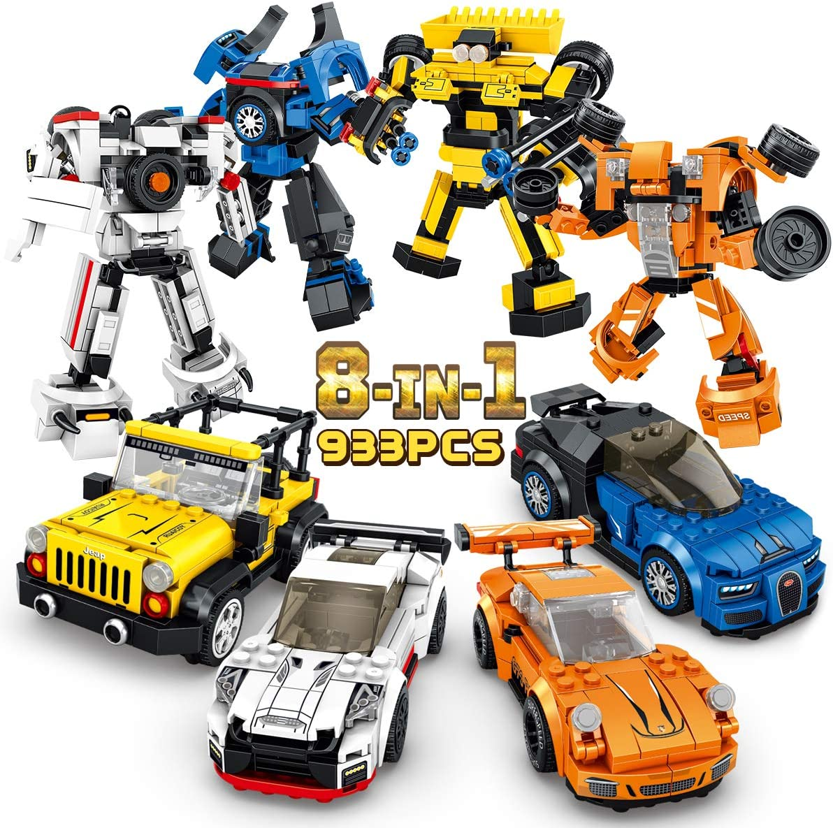 Panlos STEM Robot Educational Learning Building Bricks Ranking Charlotte Mall TOP12 Model Toy