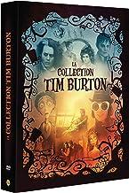 La Collection Tim Burton - Charlie et la chocolaterie + Les noces funèbres + Sweeney Todd + Dark Shadows [Francia] [DVD]