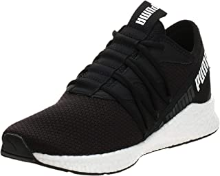 PUMA NRGY Star Men's Outdoor Multisport Training Shoes, Black White, 11.5 US