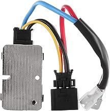 SCITOO Air Conditioning Heater Fan HVAC Blower Motor Resistor Regulator fit 1992-1993 Mercedes-Benz 300SD/1992-1993 Mercedes-Benz 300SE/1992-1992 Mercedes-Benz 400SE