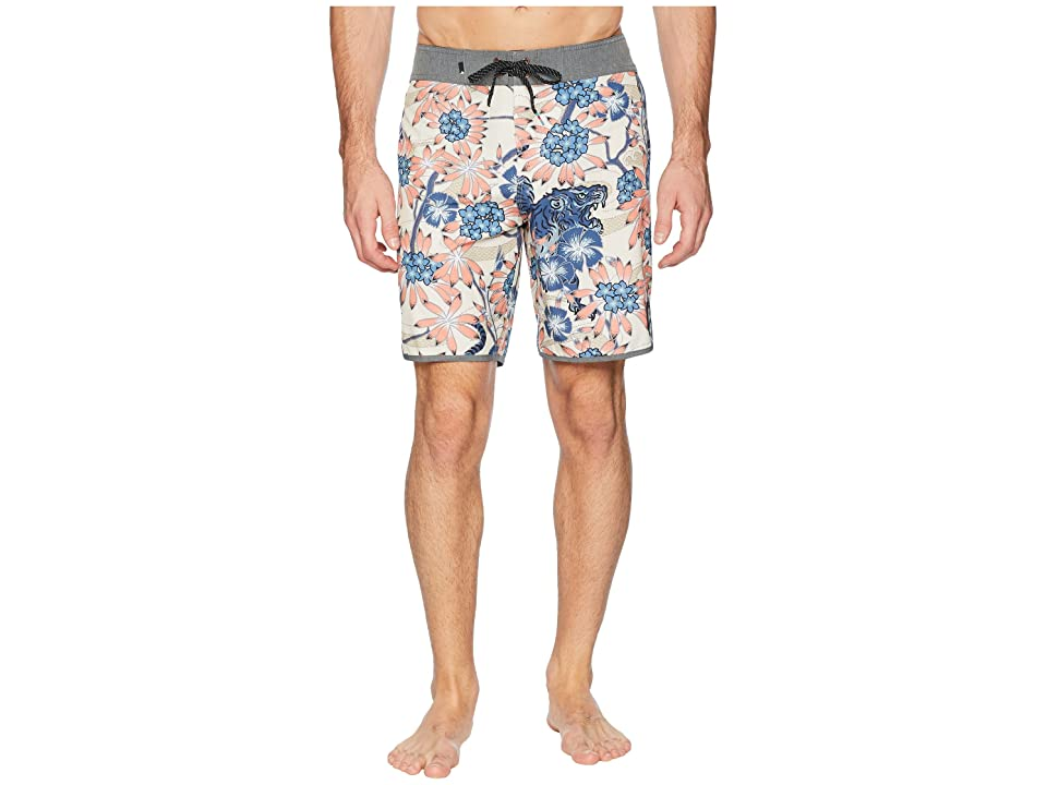 Quiksilver Highline Silent Fury 19 Boardshorts (Birch) Men