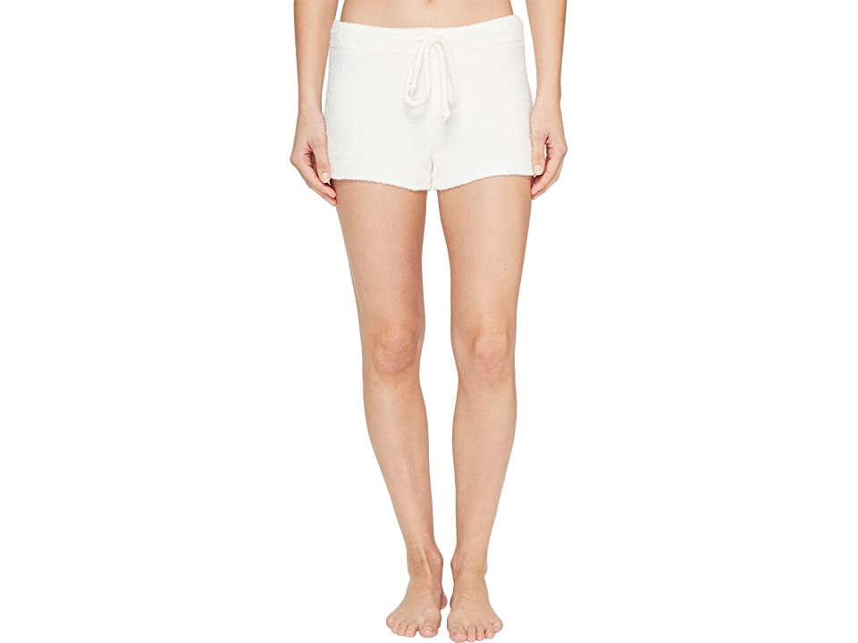 P.J. Salvage Feather Touch PJ Shorts (Natural) Women