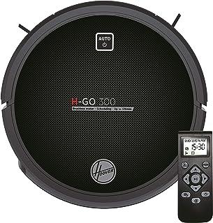 Hoover H-GO 300 -HGO310 Robot Aspirador, bateria Litio de 120 mins, Motor Inverter, Mando a Distancia y Base de Carga, sen...