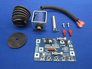 OEM Fits Lincoln Welder Idler Solenoid Boot kit Sa 200 250 Gas Wp Low Idle Board
