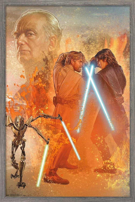 Import Translated Trends International Star Wars: Revenge Sith of Celebratio The -