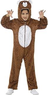 Smiffy's - Disfraz de Oso para nino, Talla S (4 - 6 años