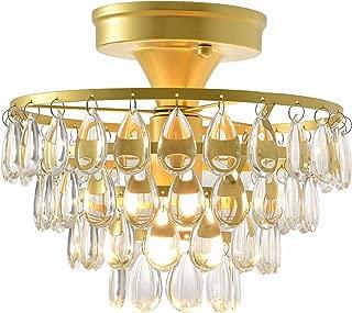 Best brass gold ceiling lights Reviews