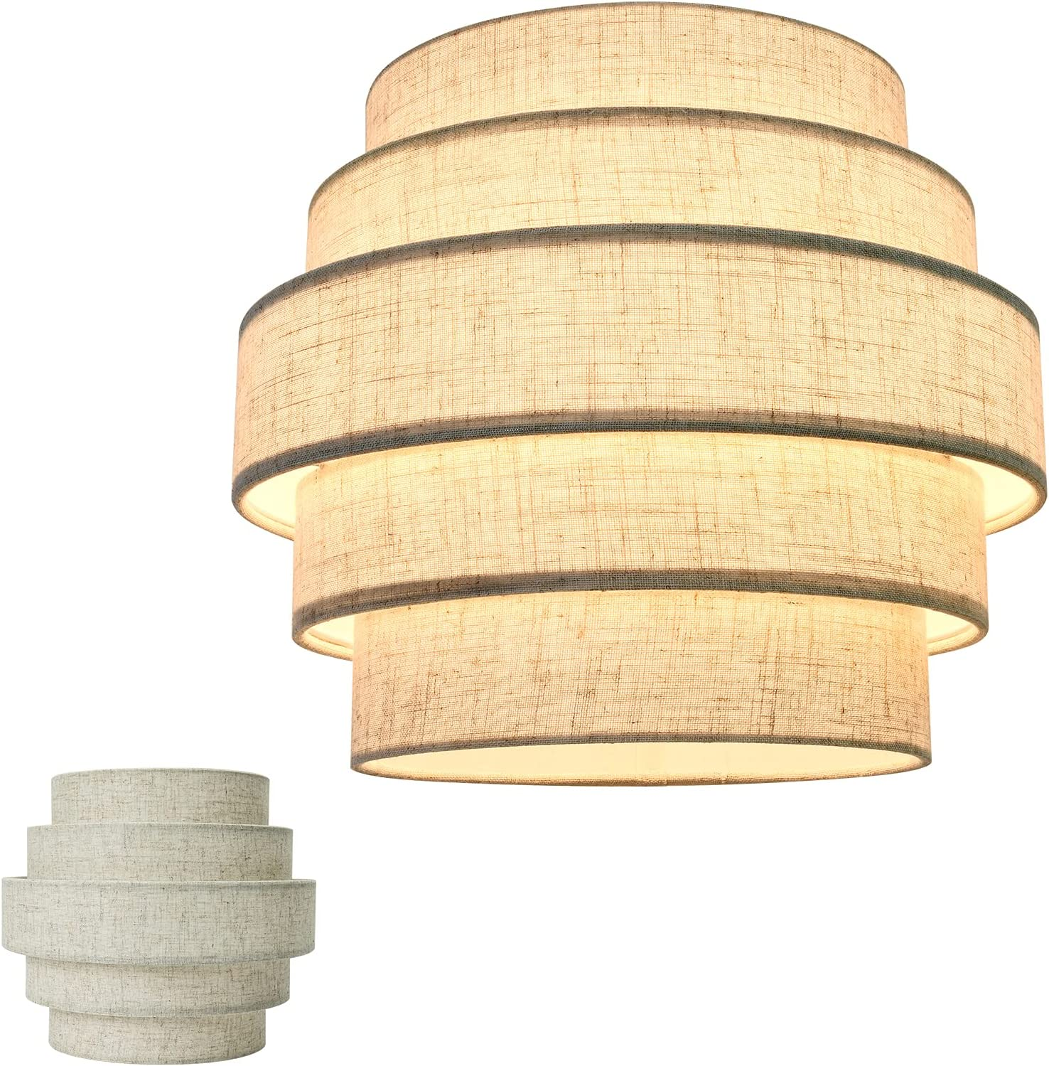 Max 70% OFF HUOKU Lamp Shades for Pendant and Lighting Floor Lamps Fees free Chandeli
