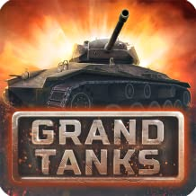 Grand Tanks: 3D Multiplayer Tank Shooting Game