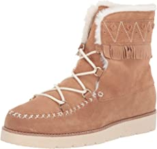 Jack Rogers Vera Suede Lace Up Boot