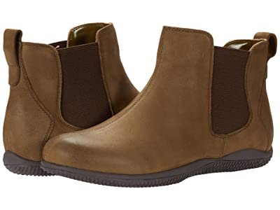 SoftWalk Highland (Olive Leather) Women