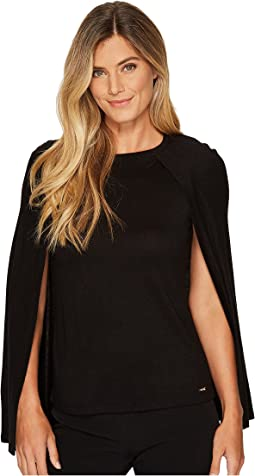 Calvin Klein - Short Cape Top