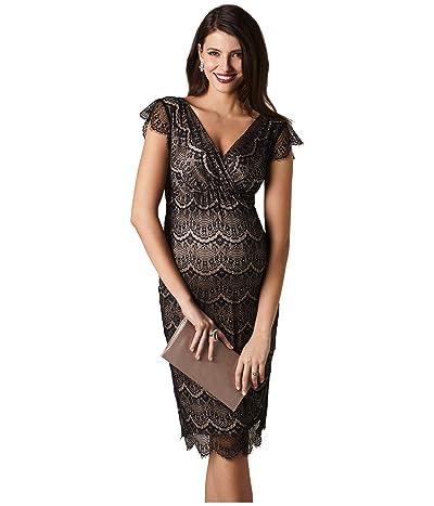 Tiffany Rose Imogen Maternity Shift Dress (Black) Women