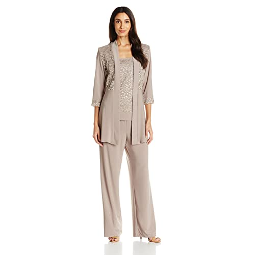 544cb2ee162 Plus Size Wedding Pant Suits  Amazon.com