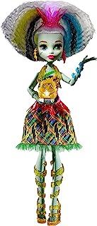 Monster High Monster High-DVH72 Frankie Stein Megav&ampoacuteltica, Multicolor (Mattel DVH72)