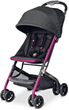 gb Qbit LTE Travel Stroller, Rasberry